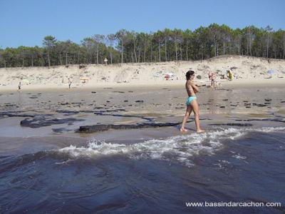 Les plages de la teste de buch - Office du tourisme de biscarrosse ...