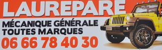 Laurépare - Garage réparation automobile Andernos Les Bains
