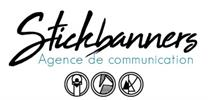 Agence Stickbanners
